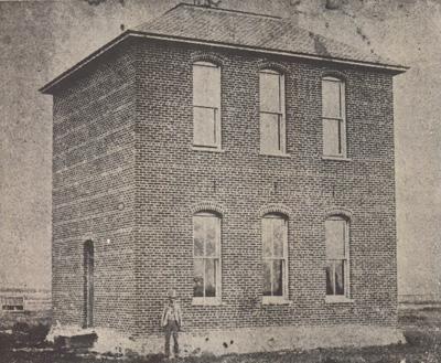 1887 Callaway school